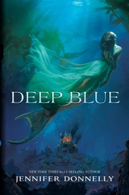 Book Review: Deep Blue by Jennifer Donnelly