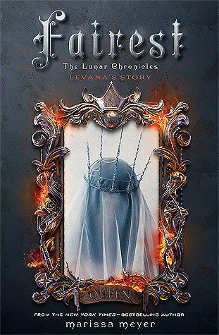 Review of Fairest by Marissa Meyer