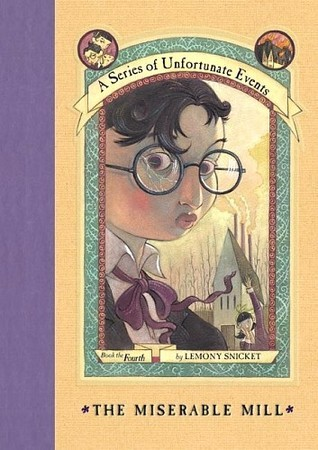 Review of A Series of Unfortunate Events, Books 1-4
