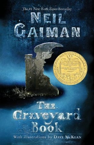 Review of The Graveyard Book