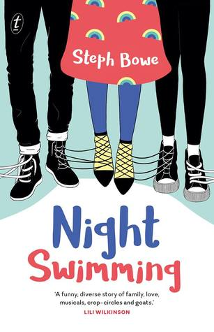 Review of Night Swimming by Steph Bowe