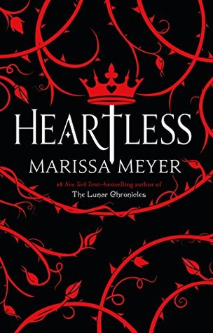 Review of Heartless by Marissa Meyer