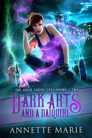 Review of Dark Arts and a Daiquiri