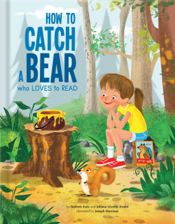 Review of How to Catch a Bear Who Loves to Read