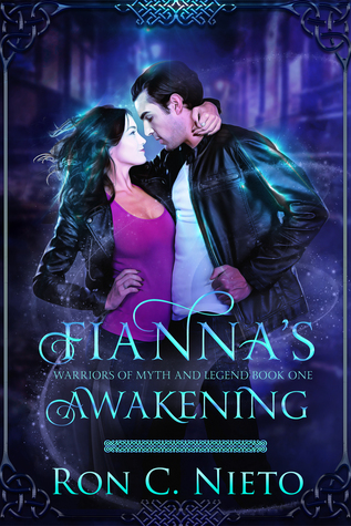 Blog Tour and Review of Fianna's Awakening