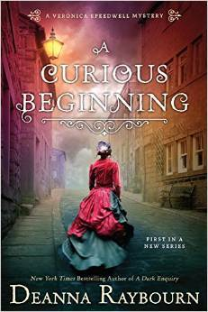 A Curious Beginning (Veronica Speedwell #1)
