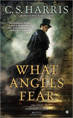 What Angels Fear (St. Cyr #1)