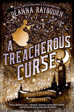 A Treacherous Curse (Veronica Speedwell #3)