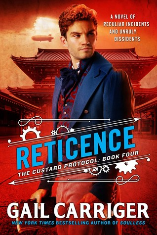 Can't Wait Wednesday #5 – Reticence