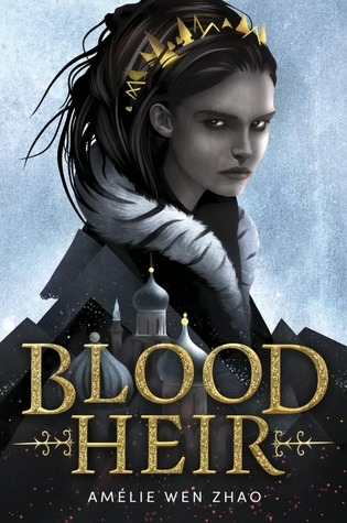 Can't Wait Wednesday #16 – Blood Heir