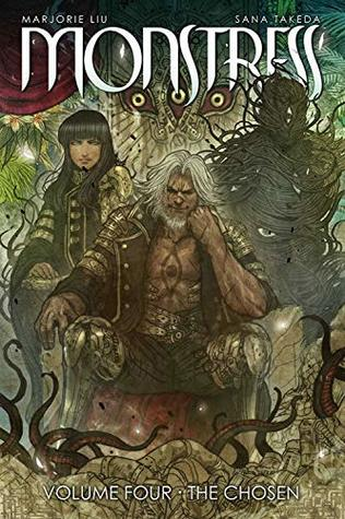 Can't Wait Wednesday #17 – Monstress, Volume 4
