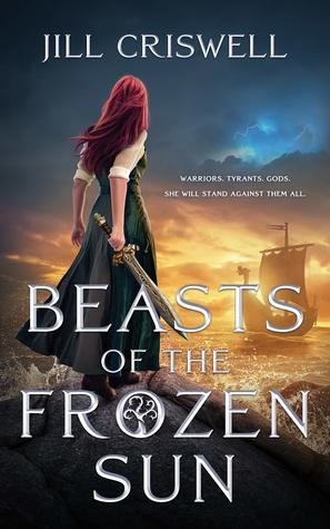 Beasts of the Frozen Sun – Review + Blog Tour!