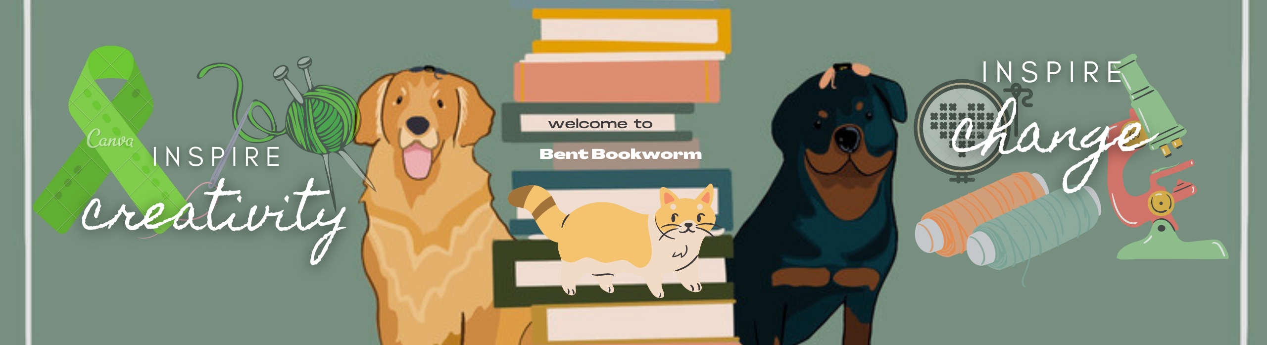 The Bent Bookworm